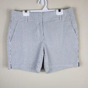 Loft | Women's Striped Shorts